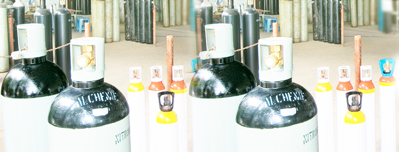cylinder hydro testing in India