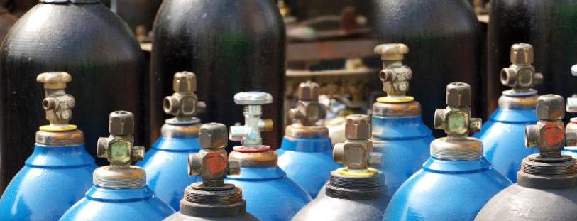Industrial Gas Cylinder Supplier